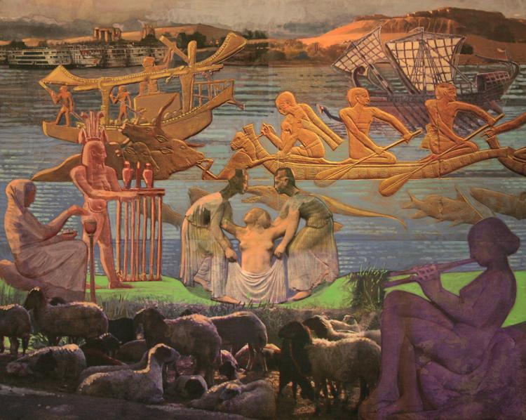 The Birth of Venus on the Nile