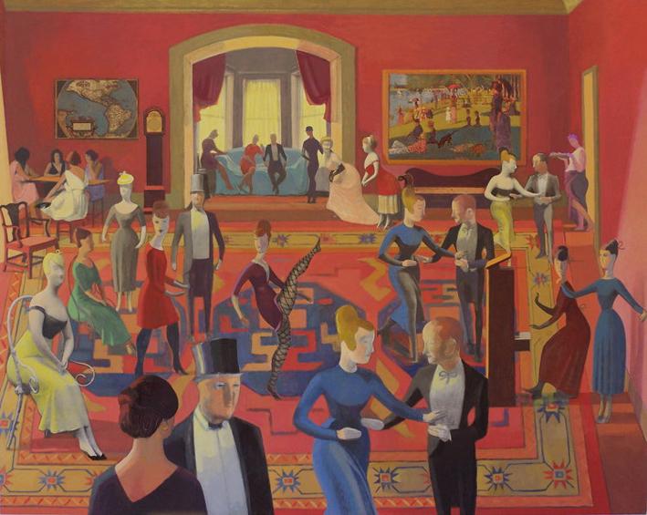American Salon:  Homage to Elie Nadelman