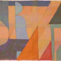 <em>&num;32,</em> 2013, 12x16 inches, oil pastel on paper