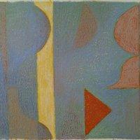 <em>&num;30,</em> 2013, 12x16 inches, oil pastel on paper